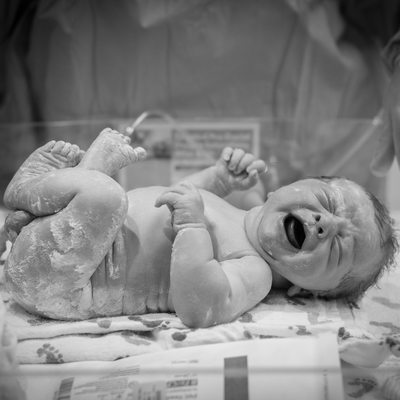 Newborn Baby Birth Story Photographer