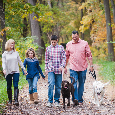 Best Family Photographer in St. Louis Missouri at Glencoe Park