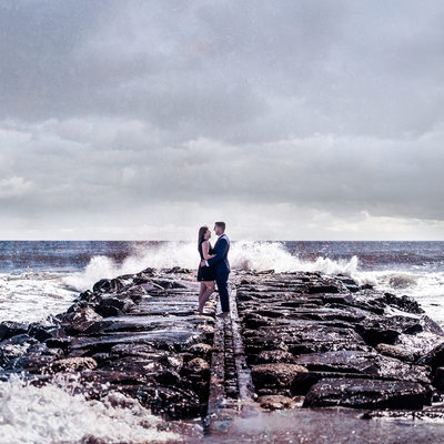 Jersey Shore - Asbury Park Engagement Session