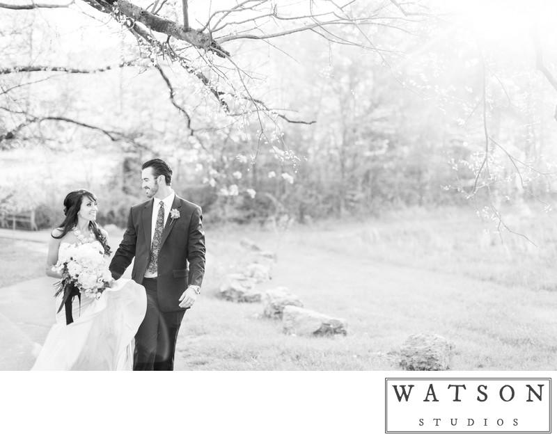 Blackberry Farm Wedding Photo