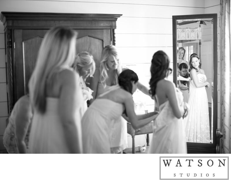 Weddings at Old Edwards Inn