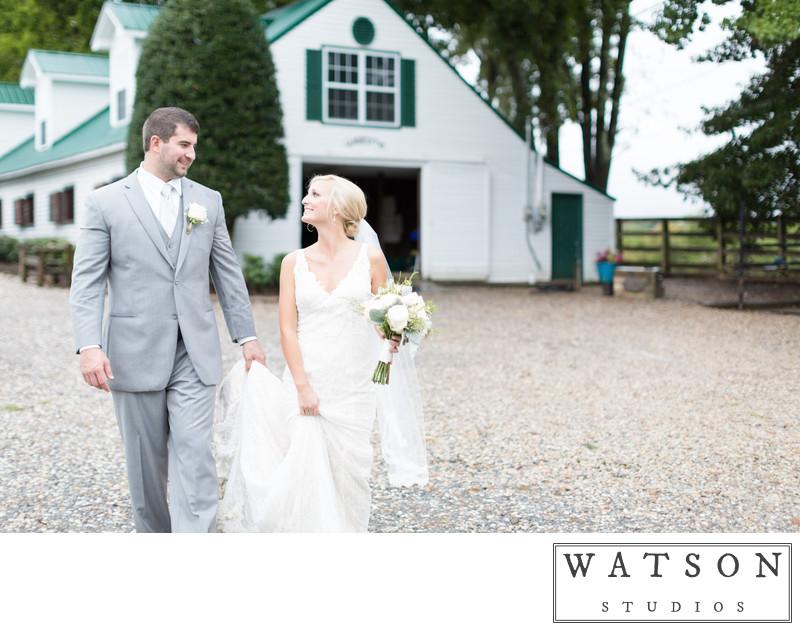Farm Weddings in Tennessee