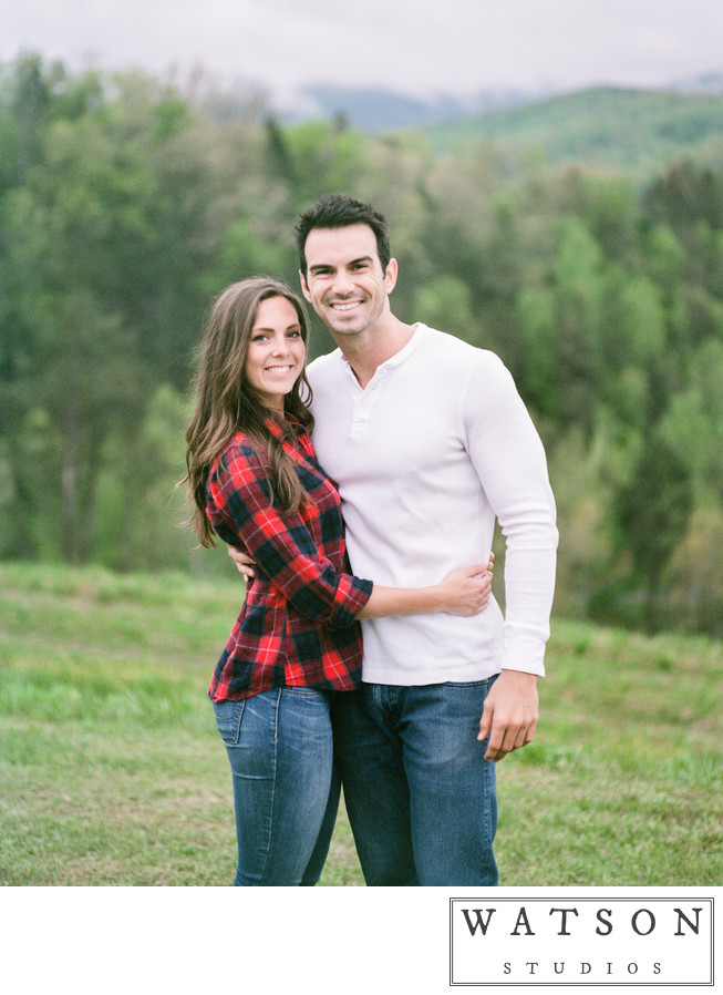 Gatlinburg Engagement Photography
