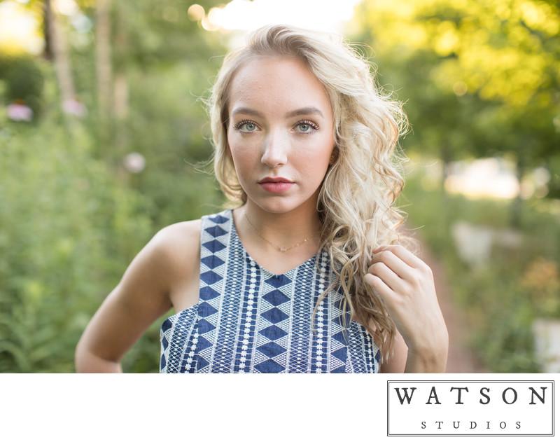 Nashville Senior Photographers - Watson Studios