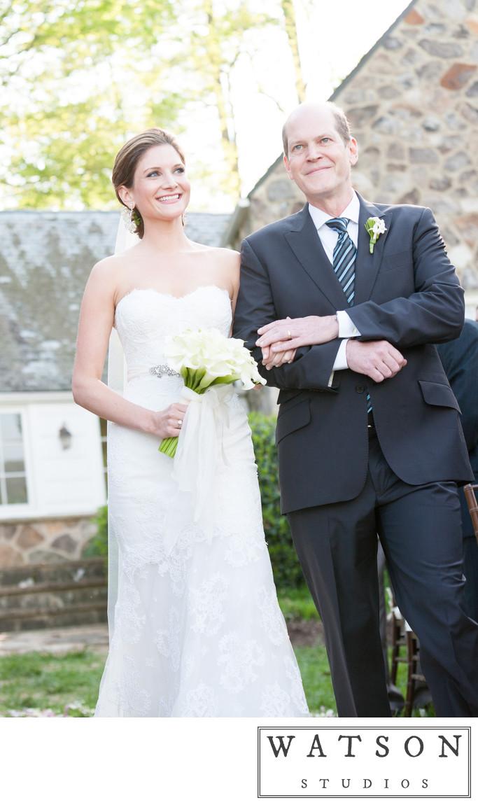 Wedding Ceremonies at Blackberry Farm