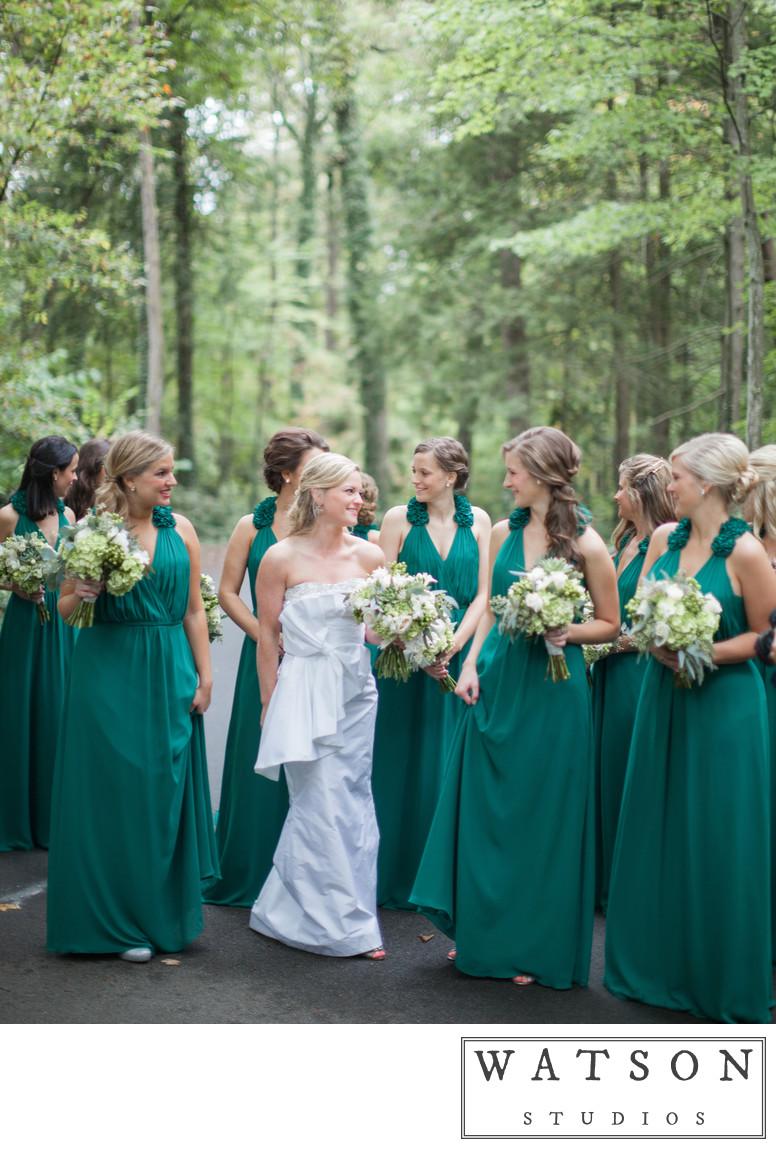 Wedding Photographers at RT Lodge