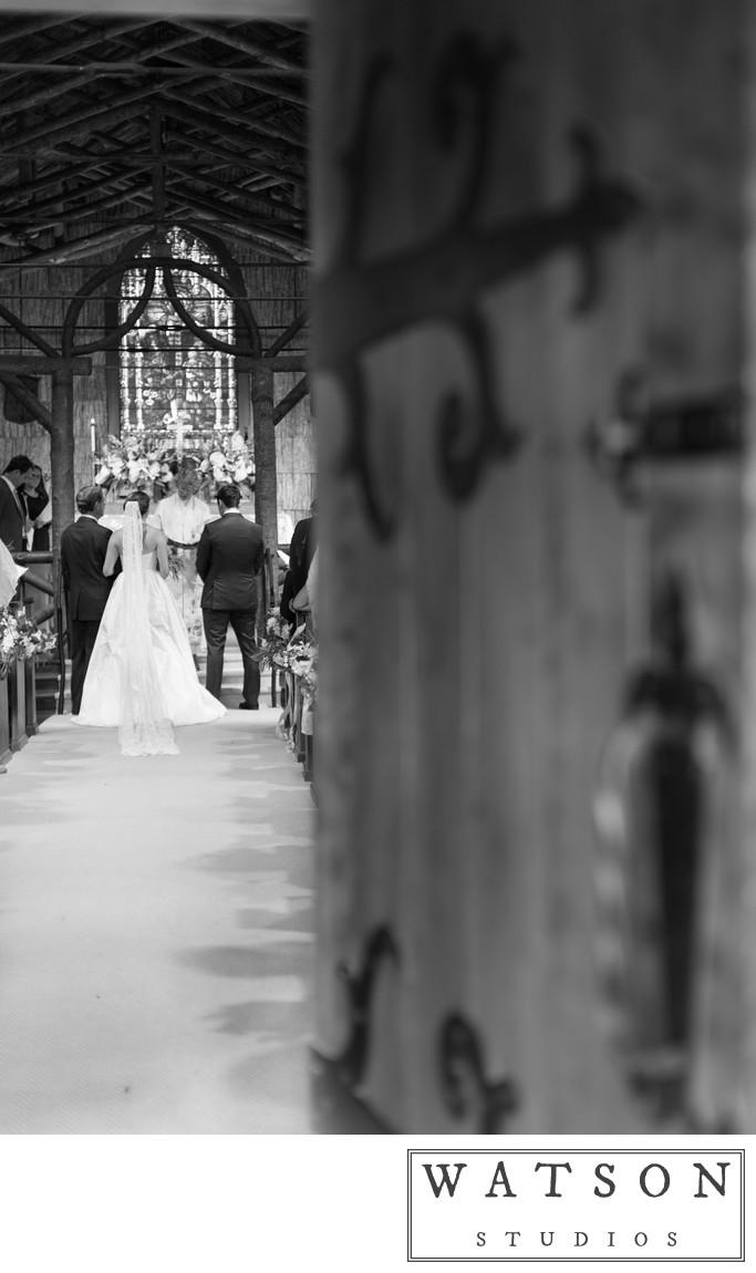 Eseeola Lodge Wedding Ceremony Photos