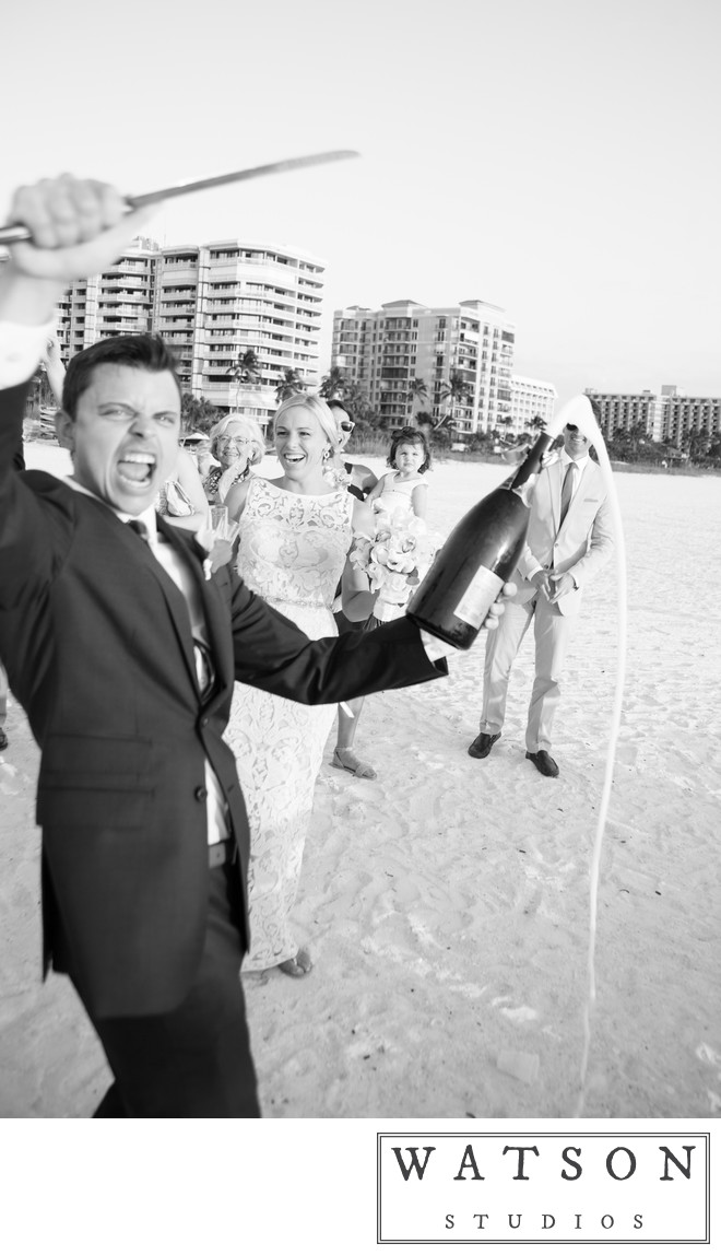 Weddings at Marco Beach Ocean Resort