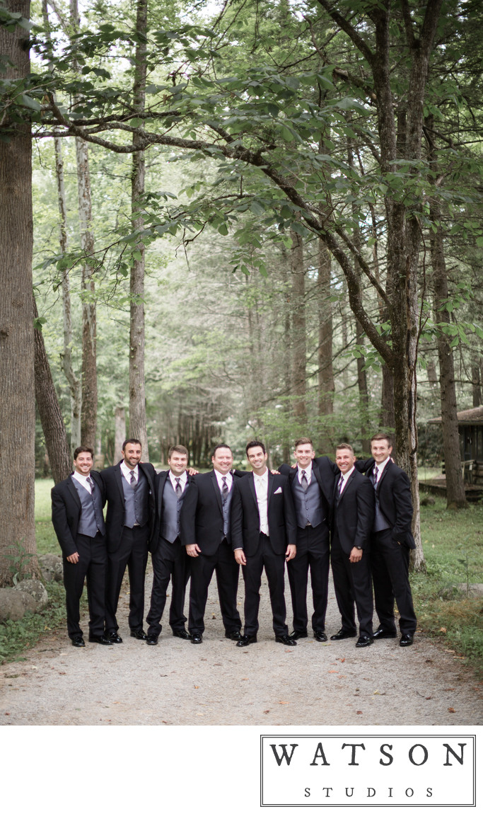 East Tennessee Wedding Photographers