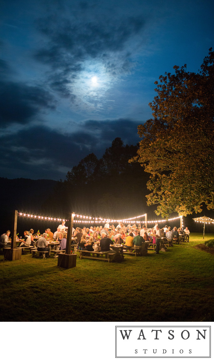 Weddings at Blackberry Farm in Walland, TN