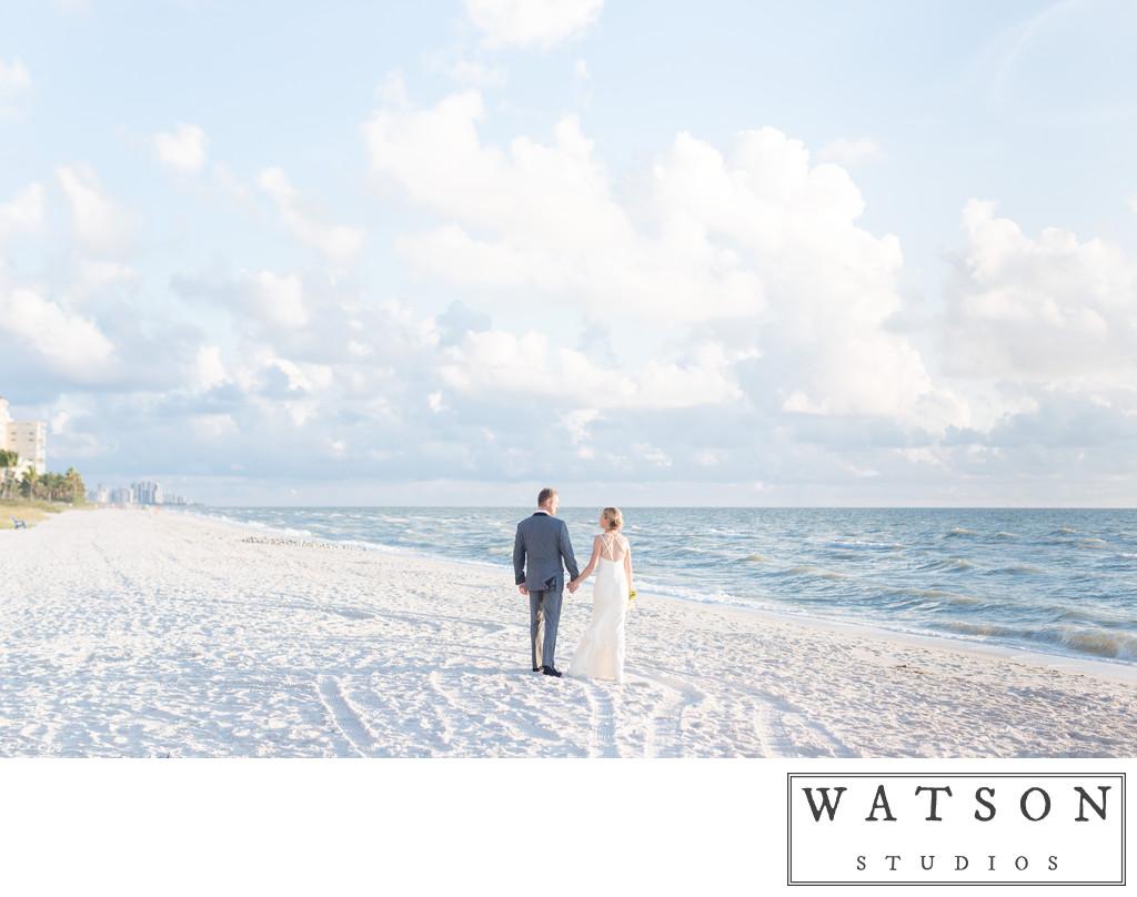 La Playa Beach and Golf Resort Wedding