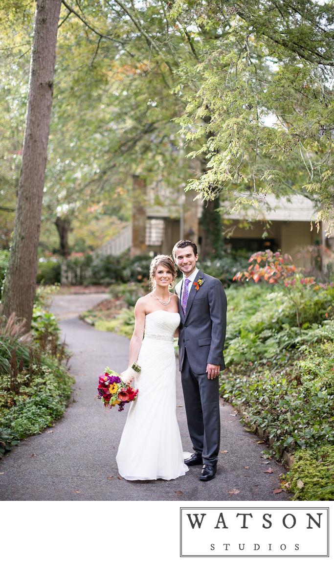 Fall Weddings at RT Lodge