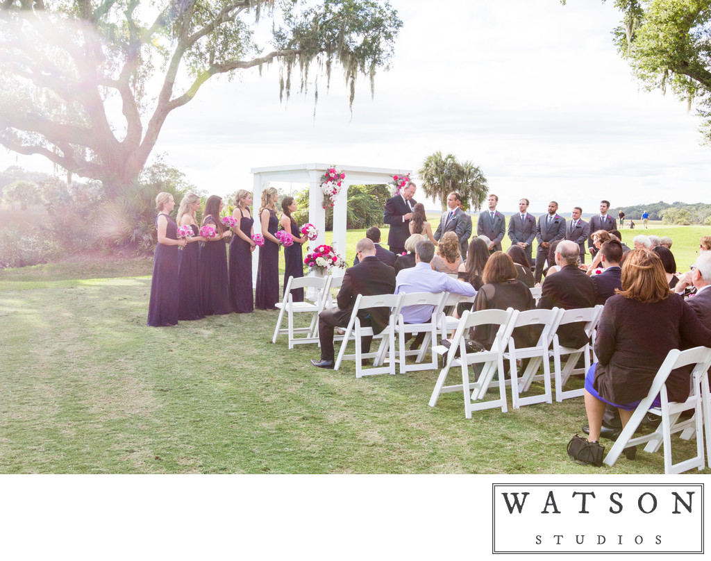 Weddings at The Omni Amelia Island Plantation Resort
