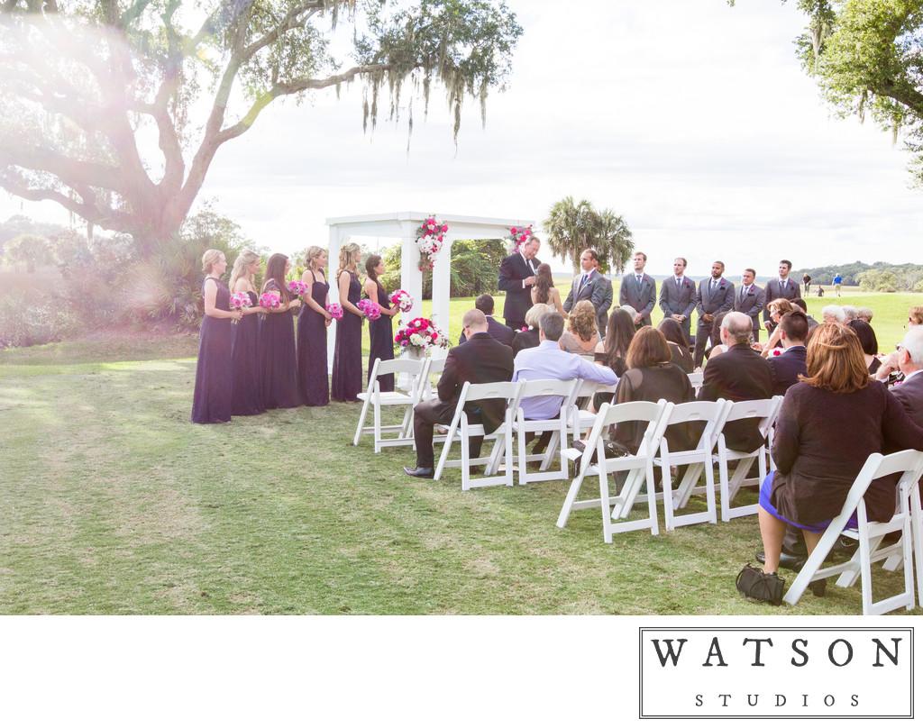 Weddings at The Omni Amelia Island Plantation Resort