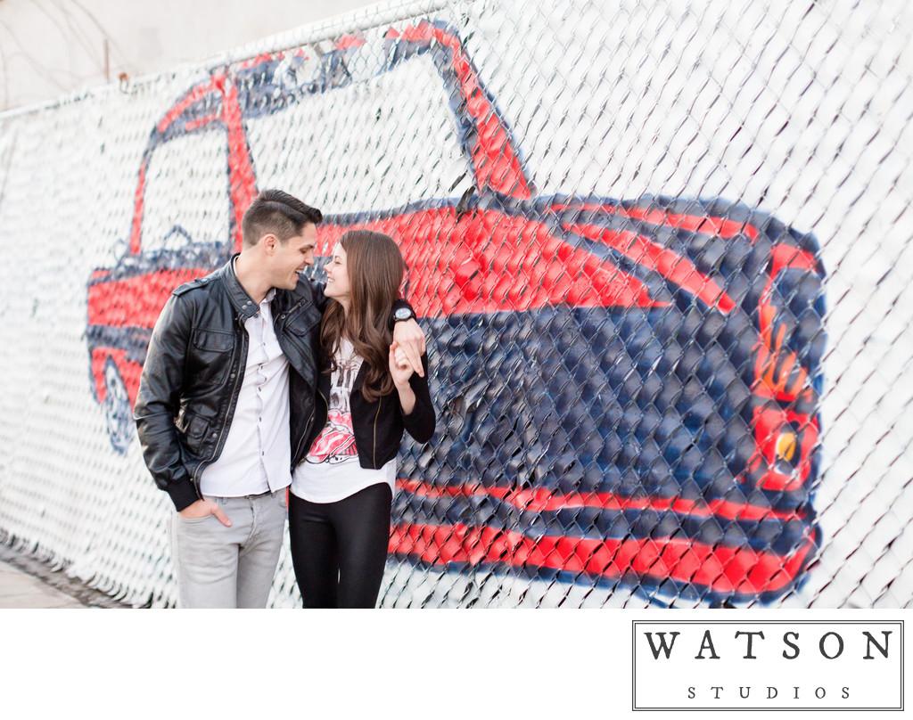 LA Engagement Photography