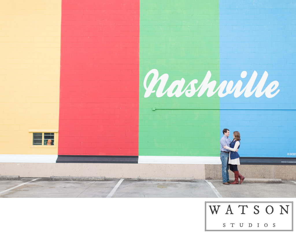 Nashville Engagement Session Photographer