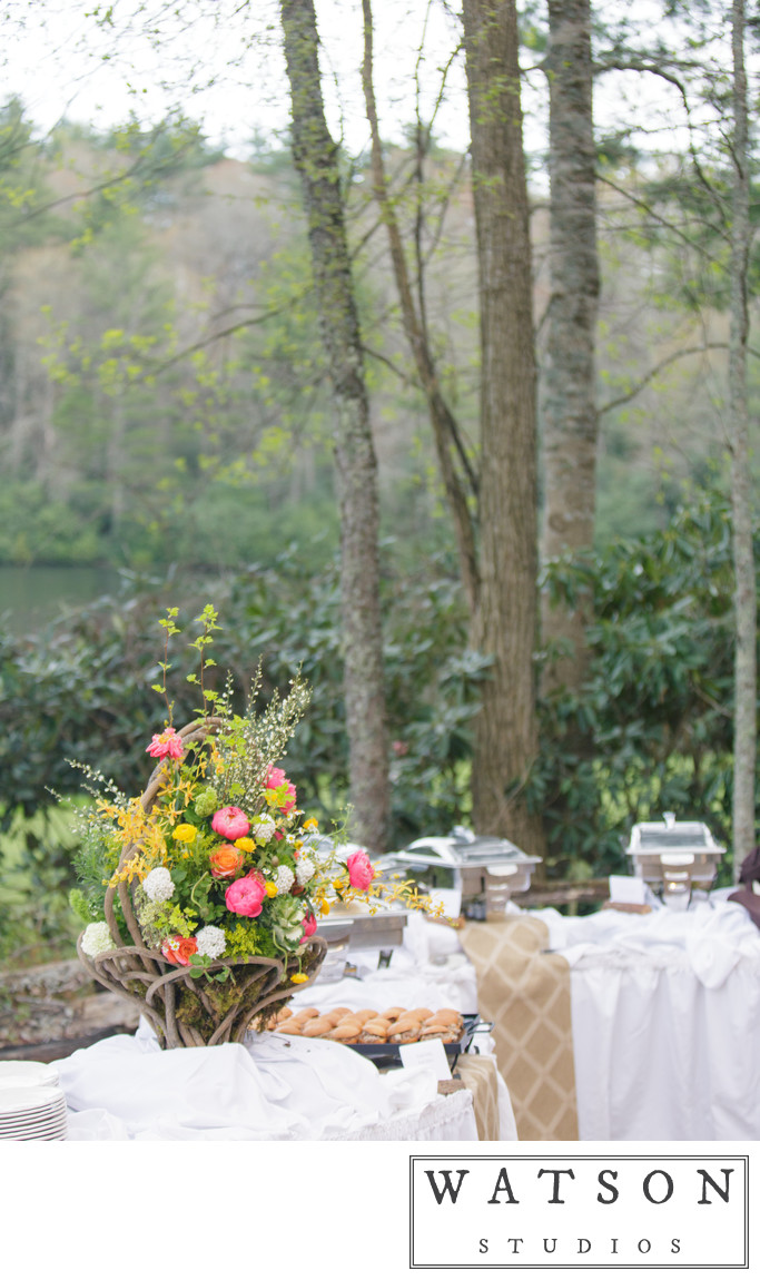 Outdoor Wedding Venues in North Carolina