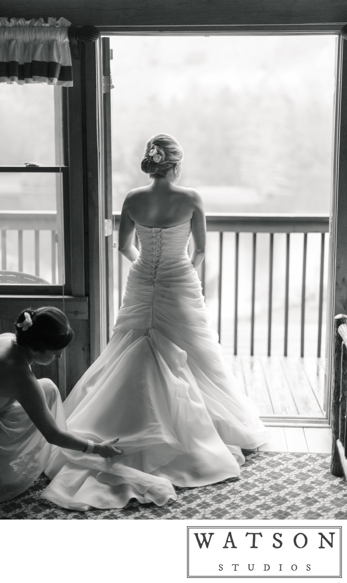 Weddings in the North Carolina Mountains