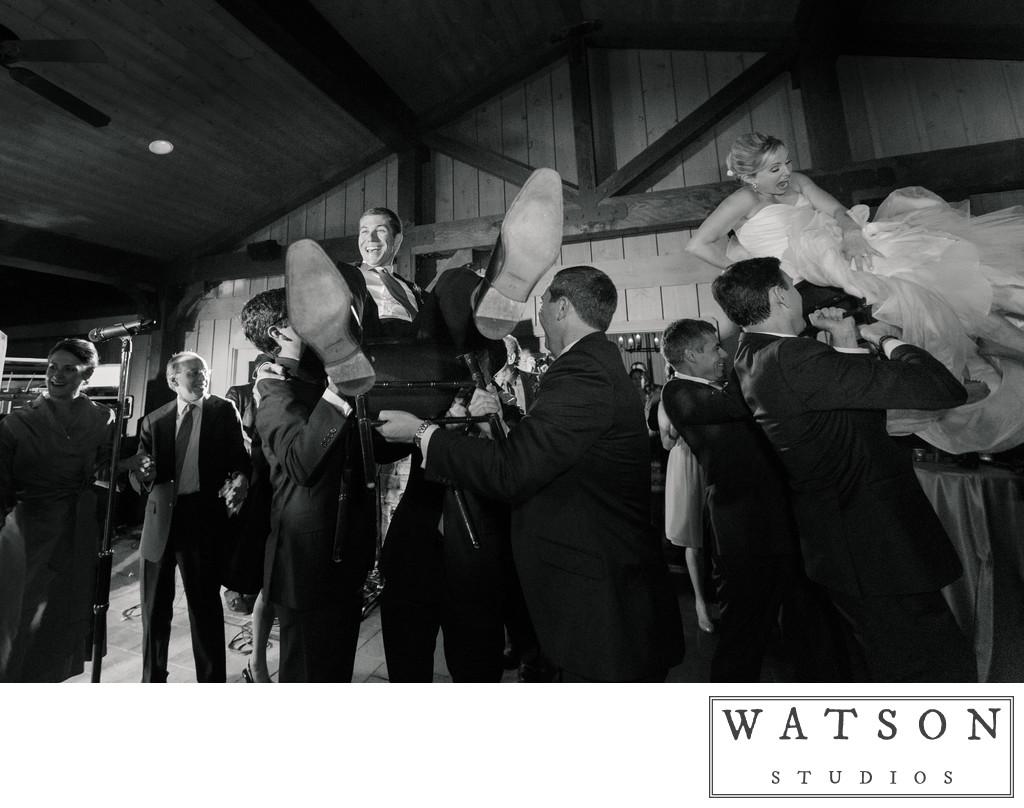 Wedding Photos from High Hampton Inn