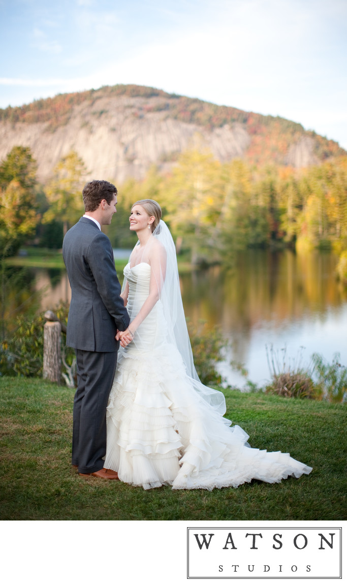 Carolina Mountain Wedding Photographer