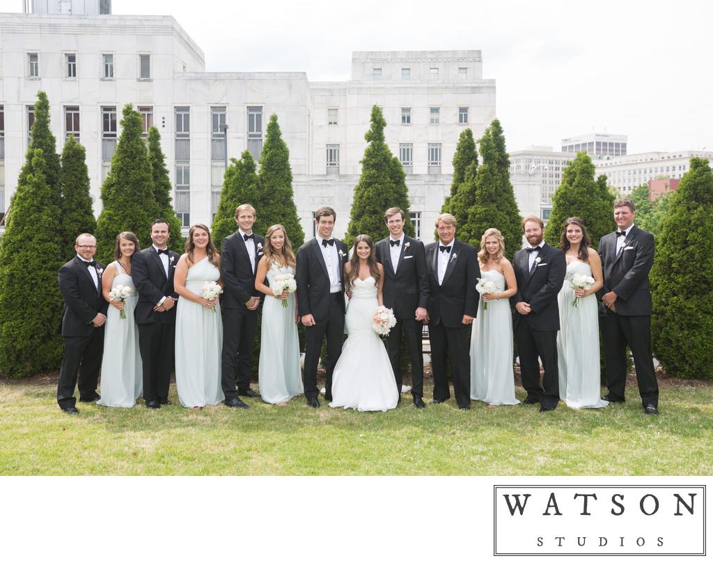 Chattanooga TN Wedding Photographer