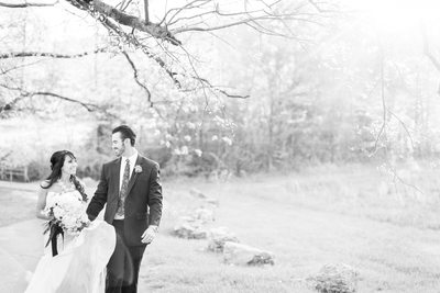 Blackberry Farm Wedding Photo