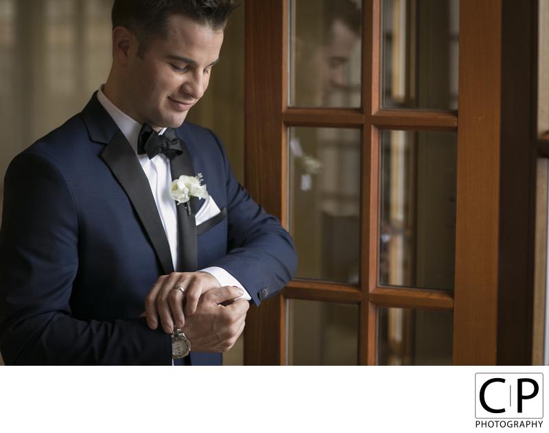 Michael Koran and Jeffery Daniel University Club of Chicago Wedding