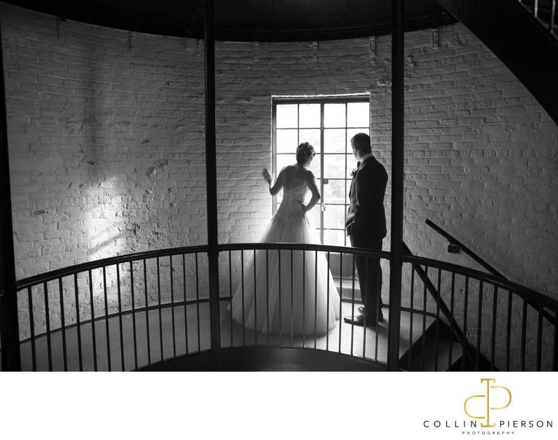 Dina Bair & John Maher Promontory Point Wedding