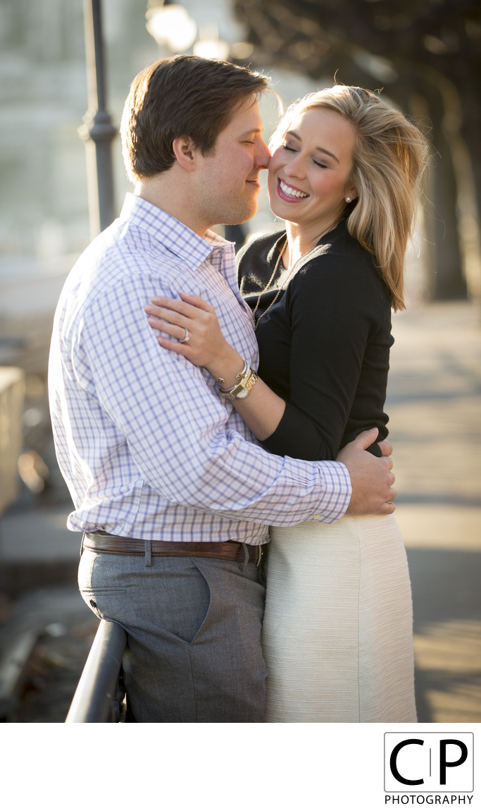 Kyle Pierson and Courtney White Destination Engagement Session