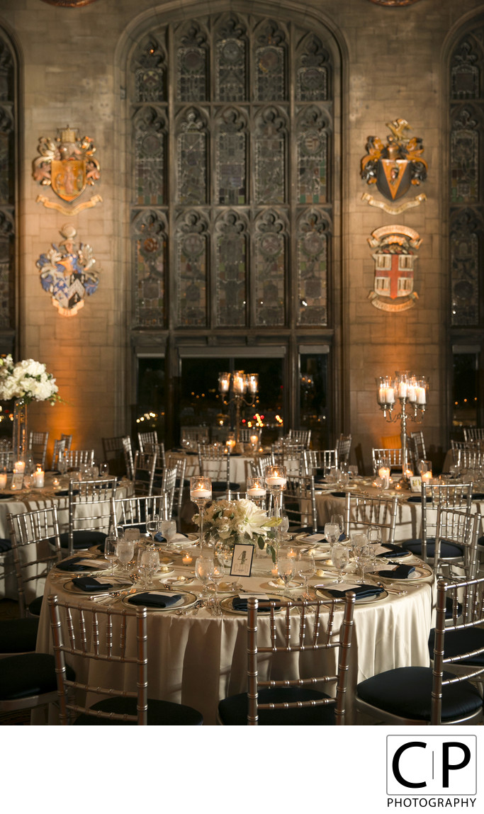 Michael Koran and Jeffery Daniel University Club of Chicago Wedding