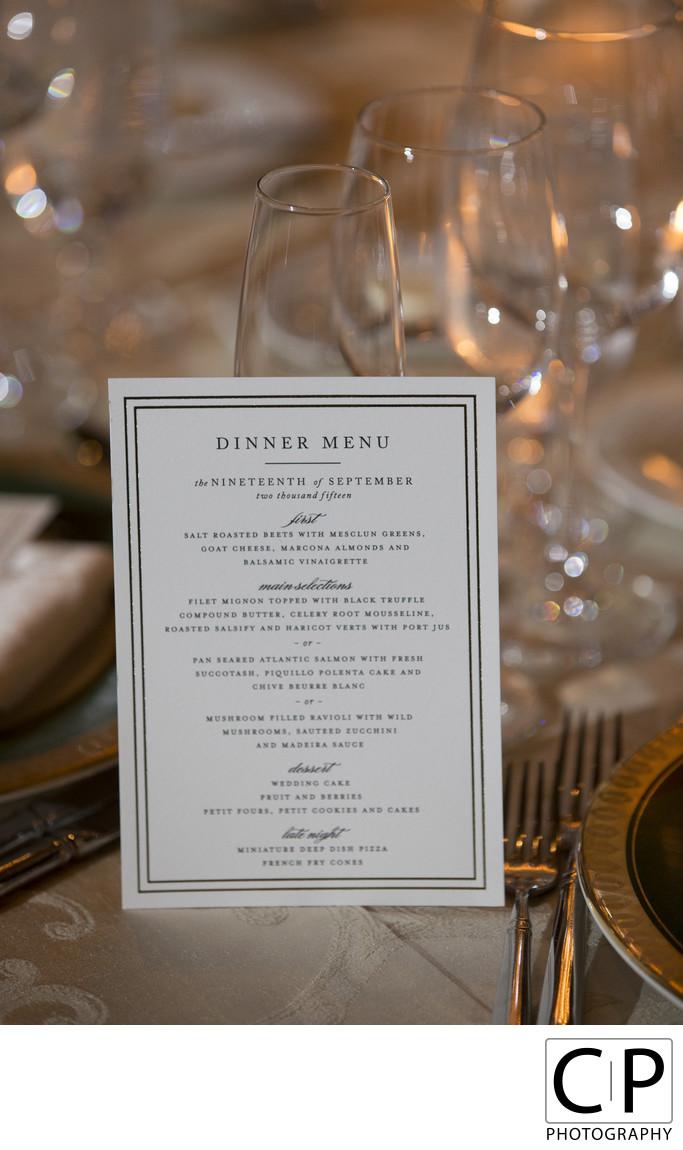 Emily and Matt Intercontinental Hotel Magnificent Mile Chicago Wedding