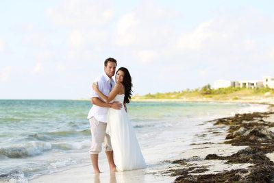Christina and John Mexico Destination Wedding