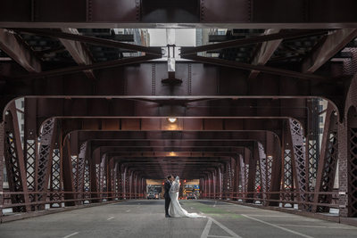 Angelica Sarno & Marc Micheli Chicago Wedding