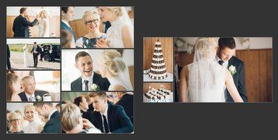Bryllupsfotograf - eftermiddagskaffe