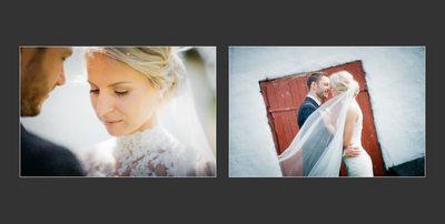Bryllupsfotograf - smukke portrætter
