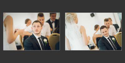 Bryllupsfotograf - tale til gommen