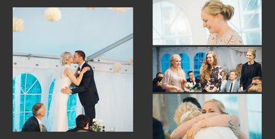 Bryllupsfotograf - kys på stolen