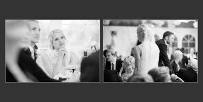 Bryllupsfotograf - eftertænksom