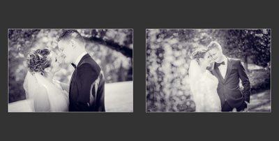 Bryllupsfotograf portrætter