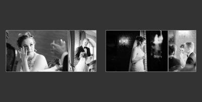 Bryllupsfotograf øjeblikke