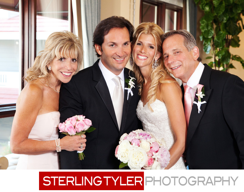 los angeles wedding photographer family portrait