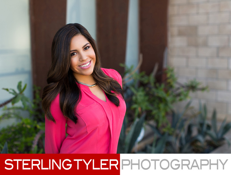 marina del ray headshot portrait photographer