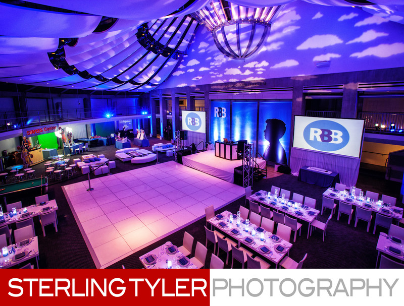 skirball center bar mitzvah ahmanson room SRO events