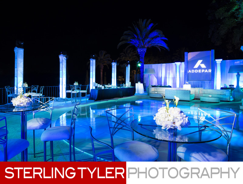 Addepar Corporate Event at Hearst Castle