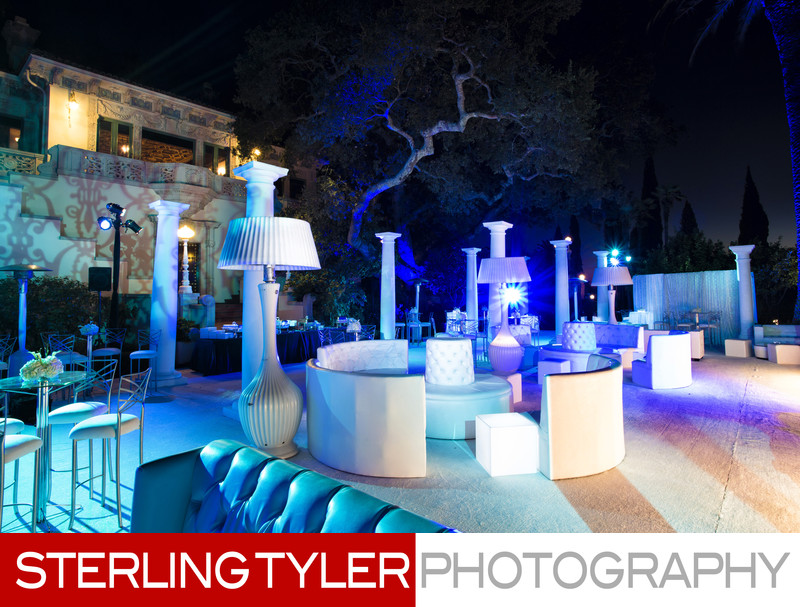 Corporate Event Photography at Hearst Castle