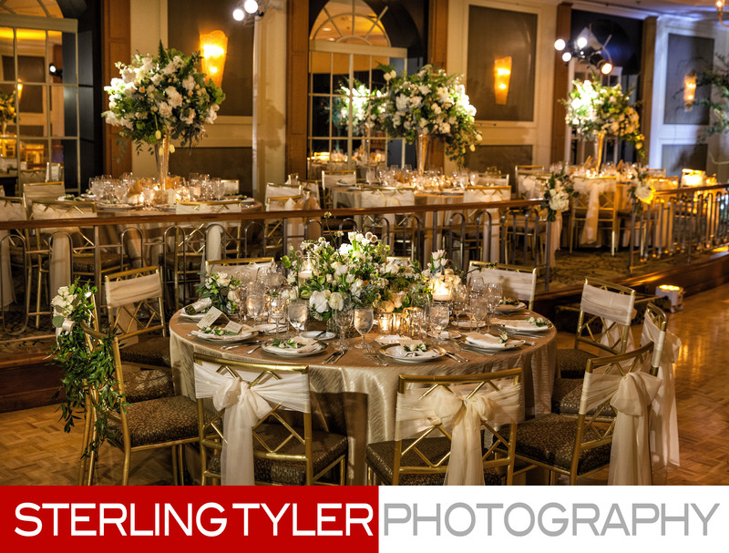 beverly wilshire hotel wedding details