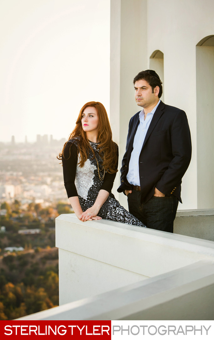 Griffith Park Observatory Portrait photography