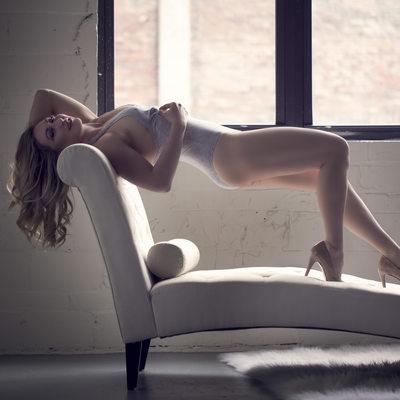 bodysuit//nude heels//balayage//boudoir by tracy brown