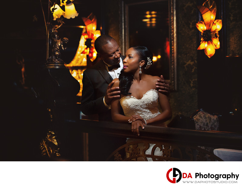The David Duncan House Wedding Photographers