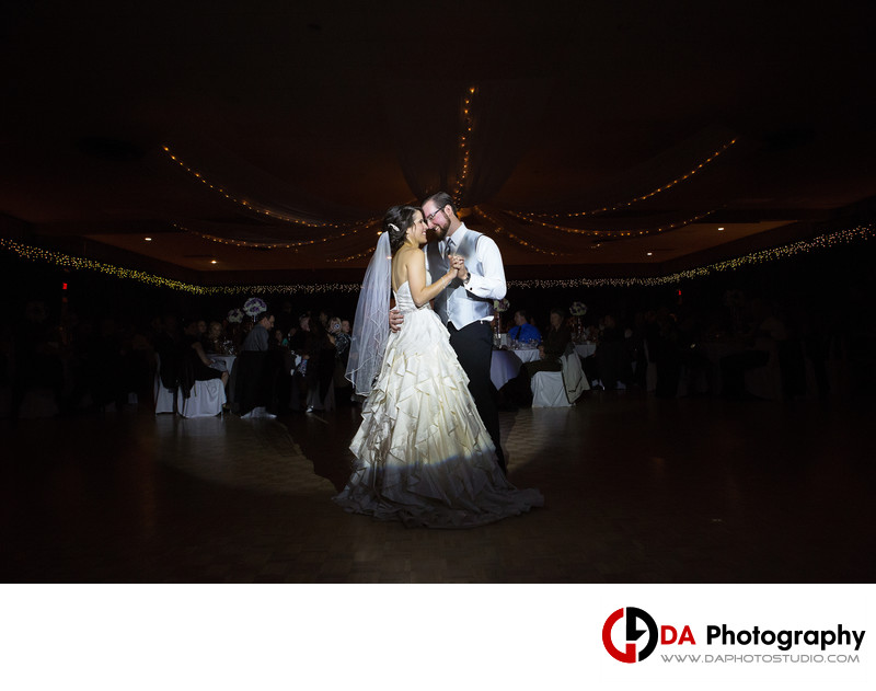 Port Dover Wedding Reception